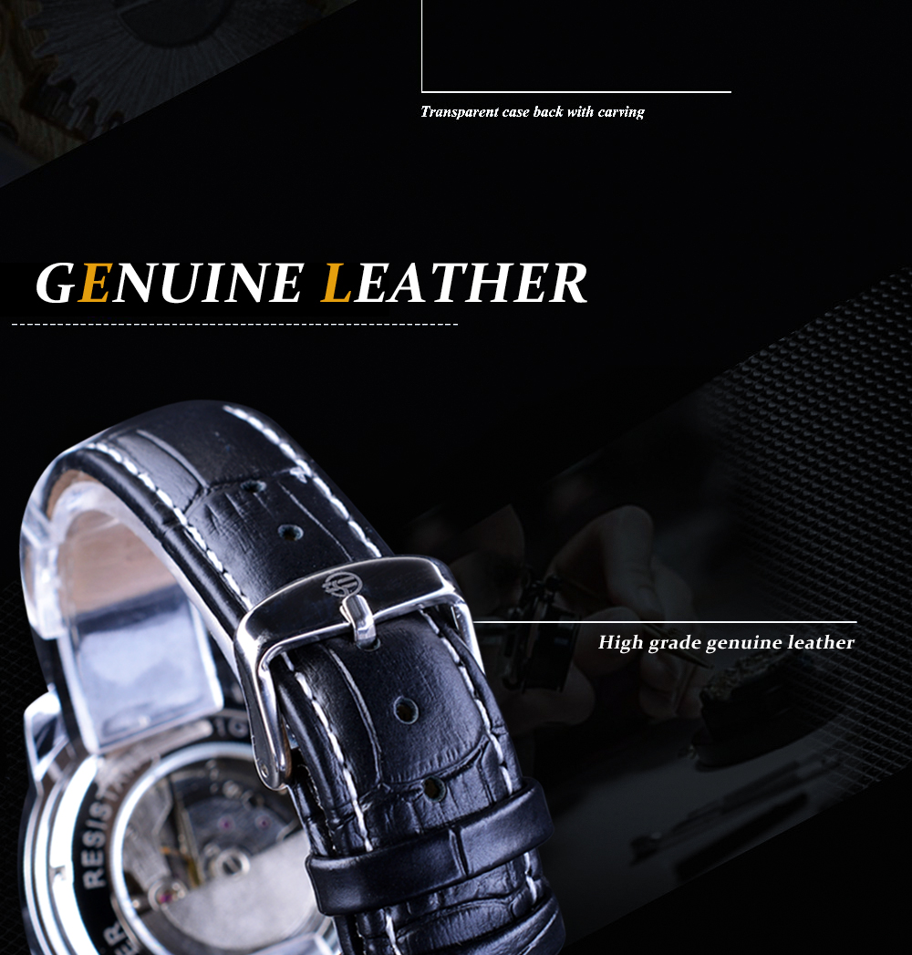 HTB1f0d9qKuSBuNjy1Xcq6AYjFXaG Forsining Tourbillion Fashion Wave Black Golden Clock Multi Function Display Mens Automatic Mechanical Watches Top Brand Luxury