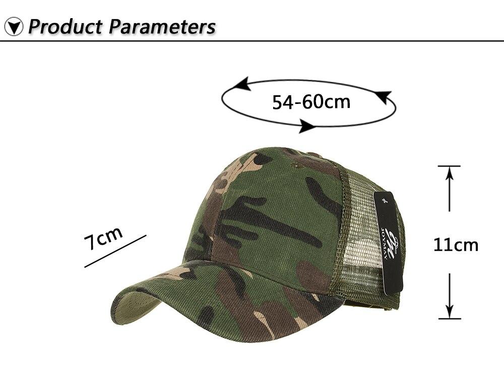 405d9b31c91 JOYMAY Spring Summer New Sun Hats For Men Fashion Style Man Cap ...