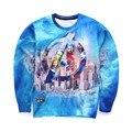 Герой альянс капитан америка 3 D мультфильм кофта мужчины досуг одежда sweatershirt пальто куртки мода новый кофта