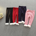 pants plus velvet girls leggings kids leggings wool knitting children pants kids pants 2016 new winter BC-K025B
