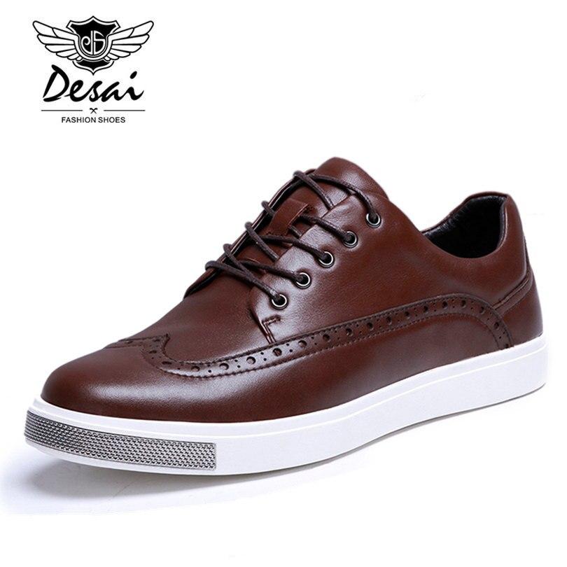 ZX Chaussures en Cuir Véritable pour Hommes Classique Lacets Perforés Perforés Upper Oxford Doublés (Couleur : Black, Size : 40 EU)