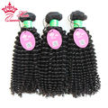 Queen Hair Mongolian Virgin Hair Kinky Curly Style Human Hair Natural Black Color Mongolian Afro Kinky Curly Virgin Human Hair