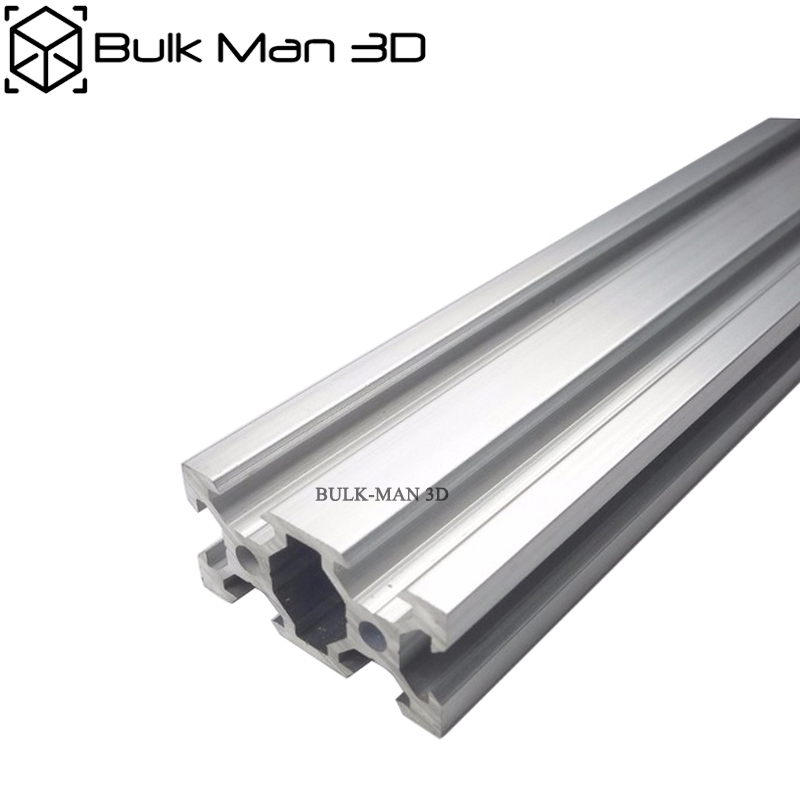 <font><b>V</b></font> <font><b>Slot</b></font> <font><b>2040</b></font> Sliver/Black Anodized Linear Rail for 3D Printer,CNC Router,<font><b>V</b></font> <font><b>Slot</b></font> Rail,Aluminium Profile image