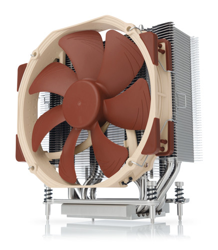 Noctua NH-U14S TR4-SP3 AMD CPU TR4  processor  COOLERS fans Cooling fan contain Thermal Compound Cooler fans
