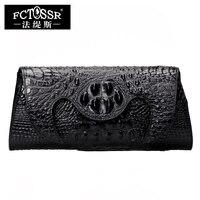 Bag Women Handbags 2017 New Models Gneuine Leather Clutch Shoulder Bags Handmade Messenger Bags