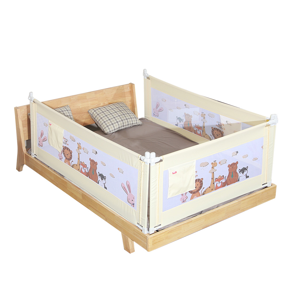 Barrière de sécurité pour bébé réglable enfants lit pour bébé garde-corps maison enfants parc lit de sécurité pare-chocs bébé barrière de soins pour lits berceau