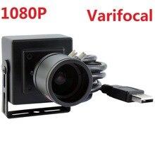 1080 P full hd 30fps/60fps/120fps OV2710 cmos 2.8-12 мм с переменным фокусным расстоянием видеонаблюдения эндоскоп мини медицинской USB камера Android/Linux/Windows