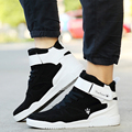 Winter Fashion Casual Shoes Sport Basket Shoes For Men High Top Sneakers Outdoor Short Plush Ankle Boots Bota Masculina Zapatos