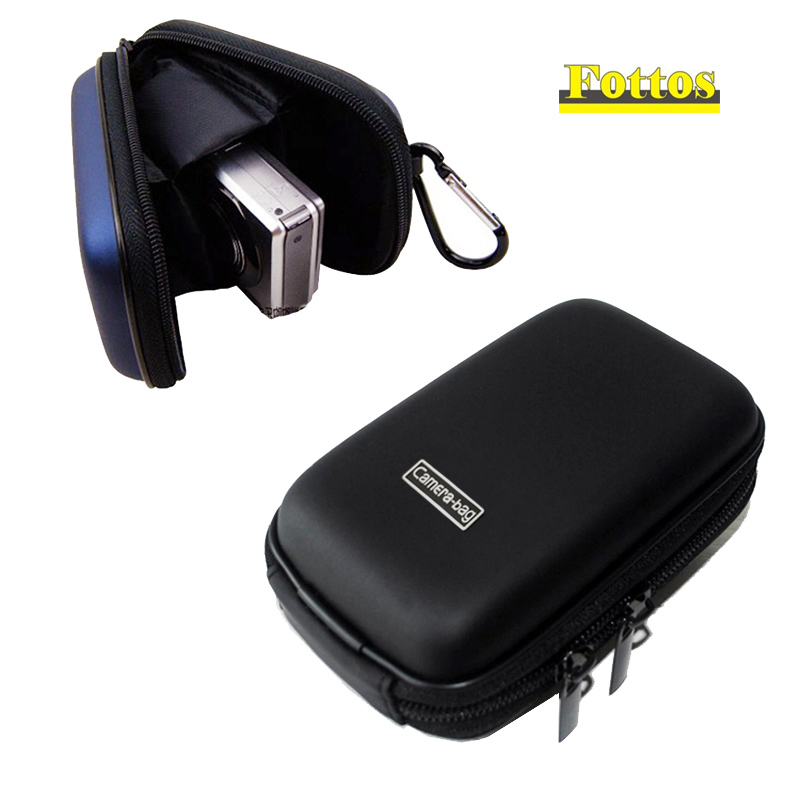 EVA Digital Camera Case cover for Fujifilm XQ1 XQ2 XF1 F665EXR F775 F660 F650 F605 F505 F305 T400 T360 XP80 XP70 XP90 camera bag