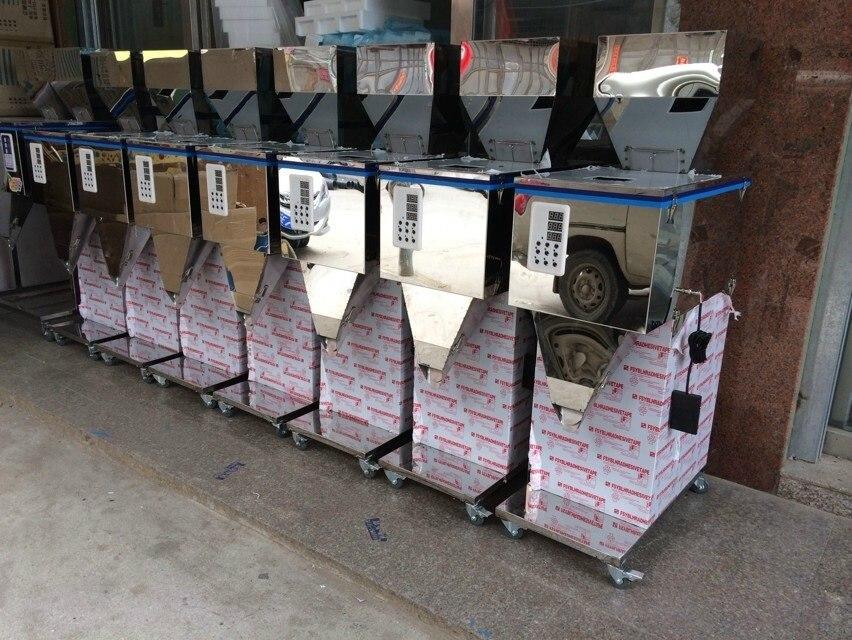 10kg biggest capacity grains&medicine& plastic distributor and filler high quantity medicine detection type blood and marrow test slides