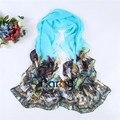 Новая Мода Все Матч Шарф Цвет Красивая Южная Корея Сладкий Летний Муссон Питания Оптом Пятно Солнца Шаль