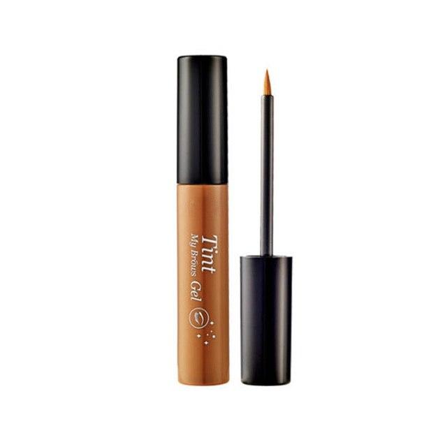 Tearing Eyebrow Dye Liquid Mascara Cream Eye Brow Shadow Makeup Set Kit Waterproof Dye Eyebrow Gel Enhancer   Drop Ship 4