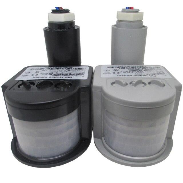 Impermeable Sensor De Movimiento Pir Interruptor De La Luz 12 M 85