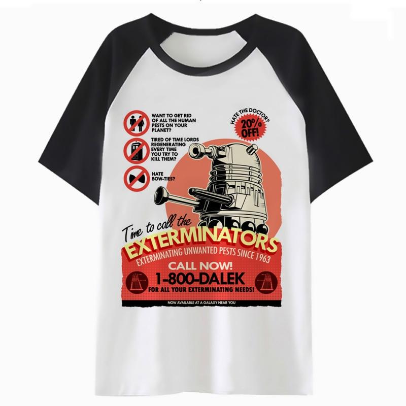 Doctor Who   t     shirt   hop hip funny tshirt   t  -  shirt   men for streetwear male tee top clothing harajuku F4217