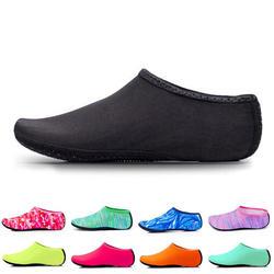 Новые пляжные плавание ming воды спортивные носки нескользящие обувь Йога Фитнес Танцы серфинг дайвинг подводная обувь для детей