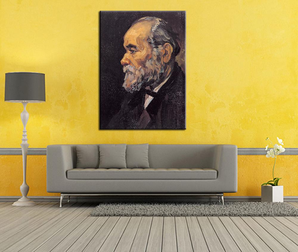 Aliexpress.com : Buy An Old Man December By Vincent Van Gogh 100 ...