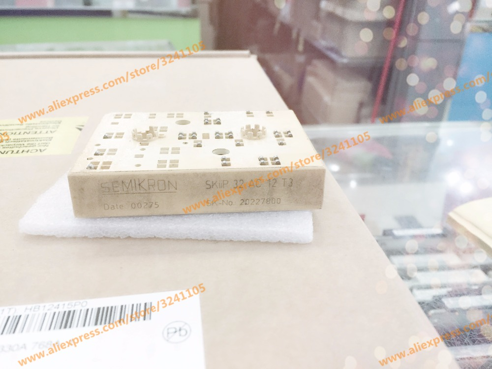Free shipping NEW SKIIP32AC12T3 SKIIP 32AC12T3  MODULEFree shipping NEW SKIIP32AC12T3 SKIIP 32AC12T3  MODULE