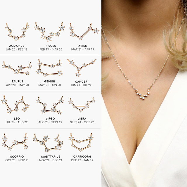front celestial armature products necklace
