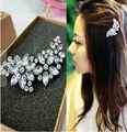 Свадебной кристалл старинные заколки повязку на голове гребень для волос с стразы многоцелевой булавки для женщин