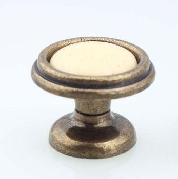 32mm ceram ceramic drawer shoecabinet knobs pulls antique brass kitchen cabinet cupboard dresser door handles bronze knobs