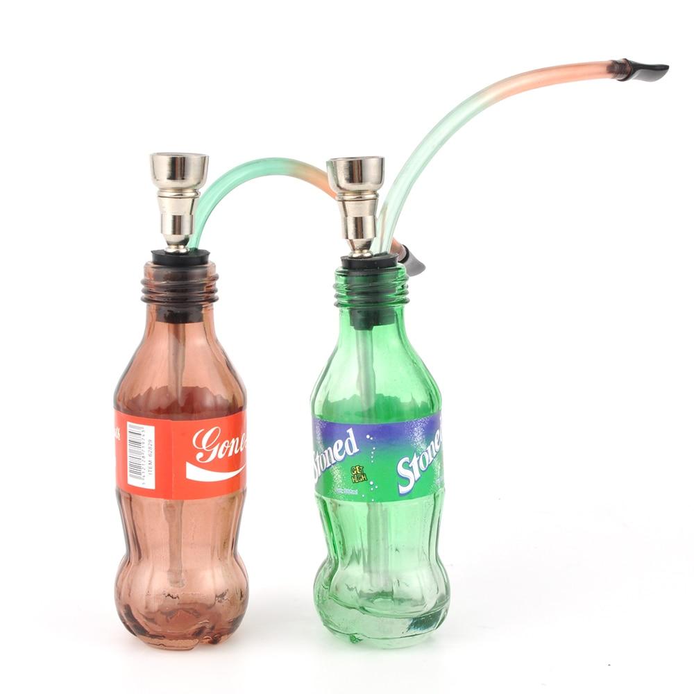 JIJU Mimi füst-cigaretta Bubblerek Divattervezés Üveg vízcső Cigarettaszűrő Tippek Üvegedények Hot Search JL-135F