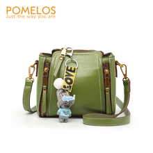POMELOS Fashion Crossbody Bags For Women 2019 New Mini Women Shoulder Bag Girls Purses and Handbags Messenger Handbag Bucket Bag