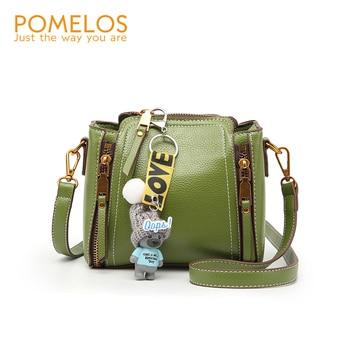 POMELOS Fashion Mini Women Shoulder Bag 2018 New Girls Purses and Handbags Messenger Crossbody Bags For Women Handbag Bucket Bag shoulder bag