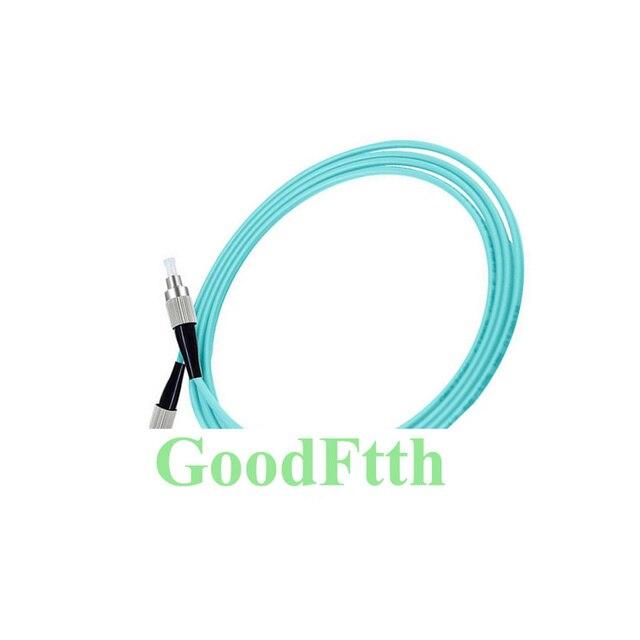 Simplex Patch Cord Jumper de fibra Multimodo FC FC OM3 GoodFtth 20 100 m