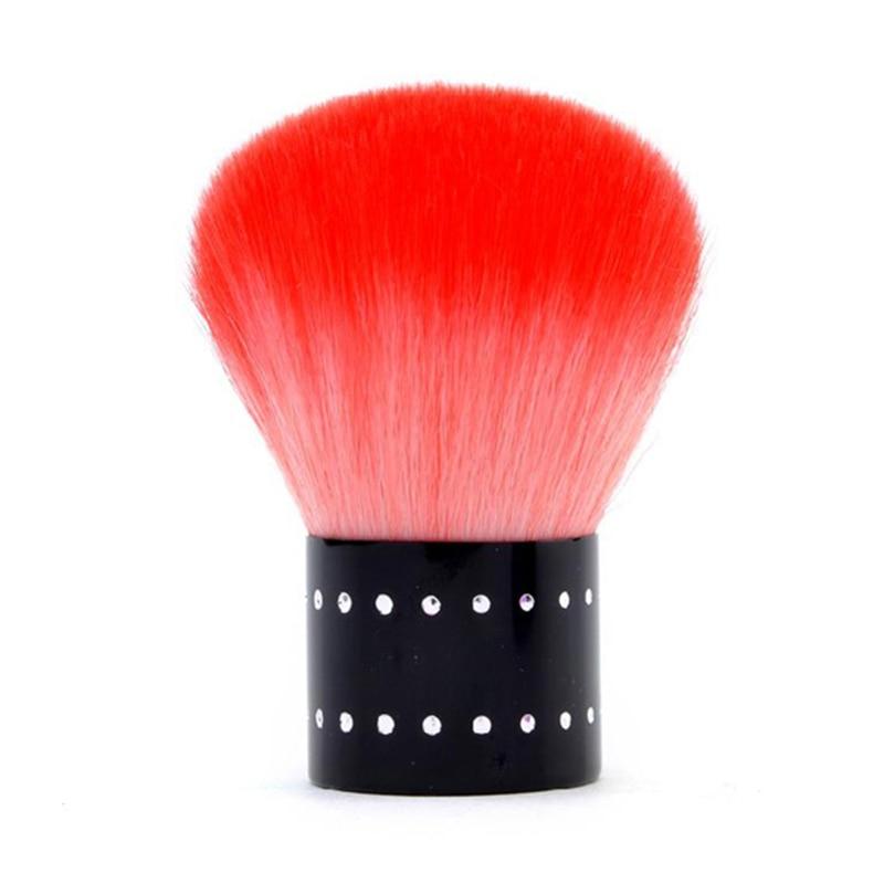 Nail Art Brush Cleaner: RS NAIL Colorful Nail Tools Brush For Acrylic & UV Gel