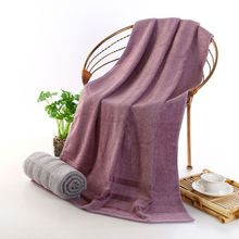 Cotton Solid Bath Towel Beach Towel For Adults Fast Drying Soft Thick High Absorbent Antibacterial Shower Towel