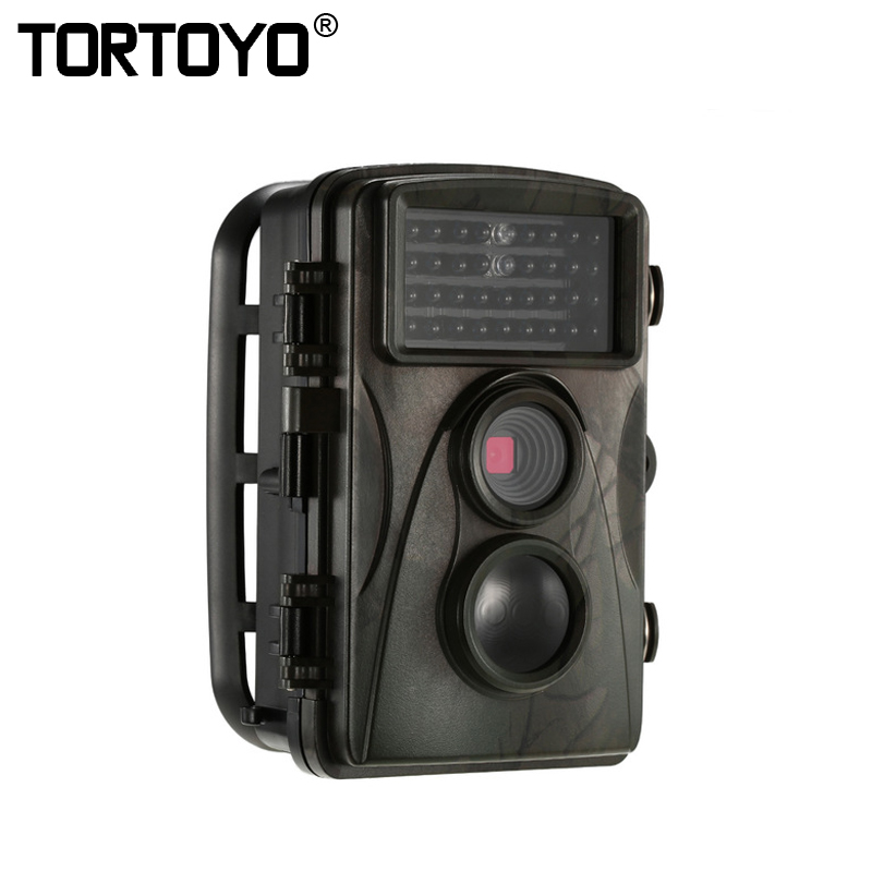 H9 Hunting Camera 1080P HD Professional Wildlife Trail DV Infrared Night Vision Motion Detection Security Monitoring Camcorder