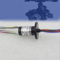 New Arrival 18 Channel 2A Out Dia 12mm Small Size FPV Drone Capsule Conductive Slip Ring