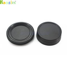 10Pairs/lot camera Body cap + Rear Lens Cap for Nikon SLR/DSLR Camera