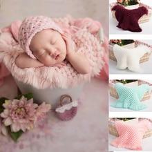 75*30 см Двухслойное стеганое детское одеяло ручной работы фото корзина наполнитель новорожденный фон для фотосъемки