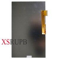 100% 원래 7 인치 30pin yql070dmp YQL070DMP-K lcd 화면 irbis tx 68 태블릿 pc lcd 화면