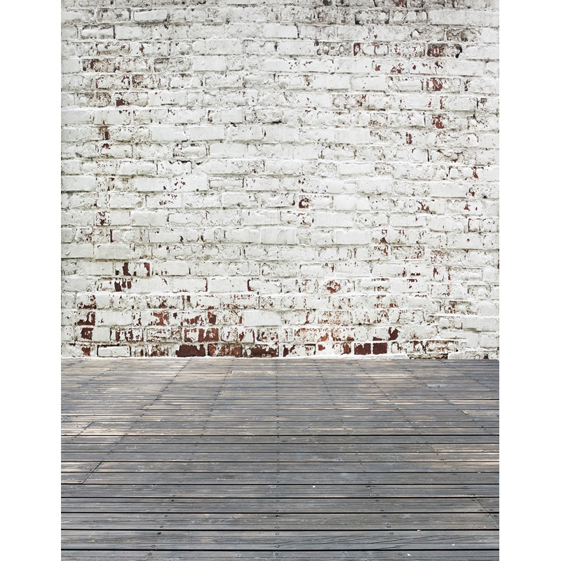 Customize vinyl cloth print 3 D broken white brick wall photo studio backgrounds for photography backdrops props S-2612 7x5ft vinyl photography background white brick wall for studio photo props photographic backdrops cloth 2 1mx1 5m