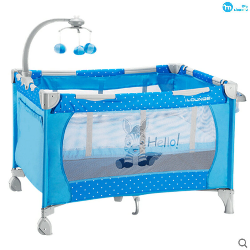 Shinema multifunctional fold baby game bed fashion light portable game bed baby cradle with mosquito net duchenne baby carriage newborn european multifunctional cradle bed crib folding baby bed with mosquito net game bed