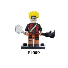 Naruto Hatake Kakashi Lego-style Building Block figures