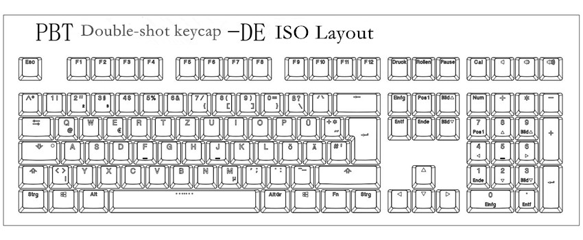 Image 5 - Cool Jazz  Double shot Black White Thick PBT DE ISO layout 108  backlit Keycaps OEM Profile Keycap For MX Mechanical Keyboardbacklit  keycapskeycaps backlitkeycaps for mechanical keyboard