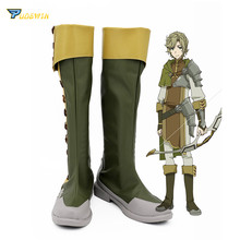 The Rising of the Shield Hero Itsuki Kawasumi Shoes Cosplay Boots Custom Made Any Size цена и фото