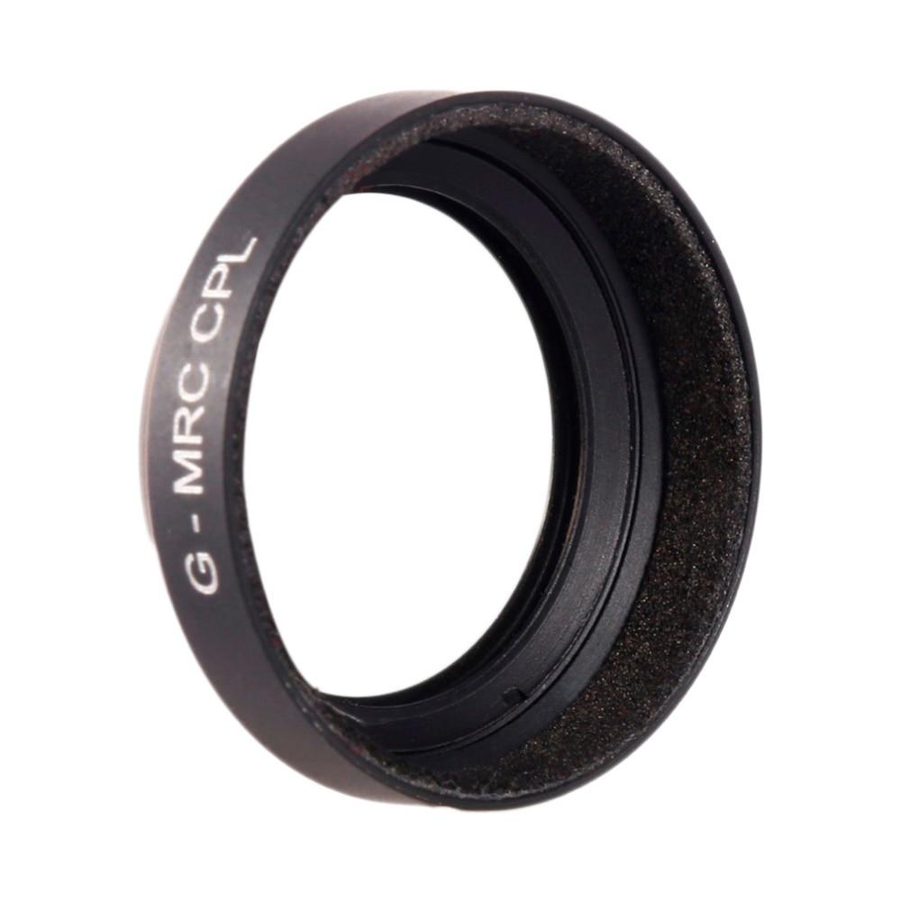 Фильтр cpl для квадрокоптера mavic защита объектива мягкая mavik правильная установка