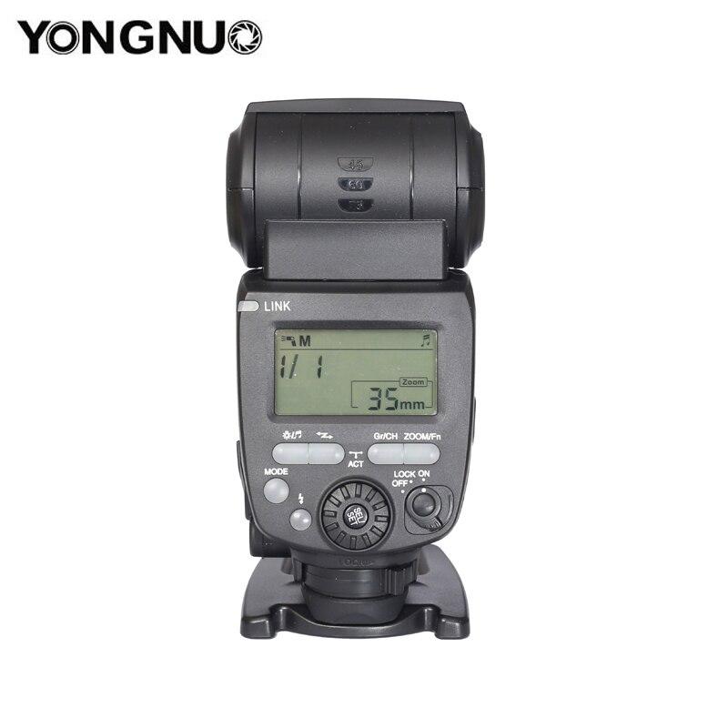 Yongnuo le Flash pour appareil photo Nikon TTL flash YN685 anneau Flash lumière Compact Flash stroboscope vitesse lumière avec lampe de modélisation