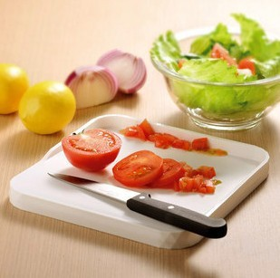 Creativity can be stored conveniently hold down combo multifunction kitchen cutting board chopping slip ramps