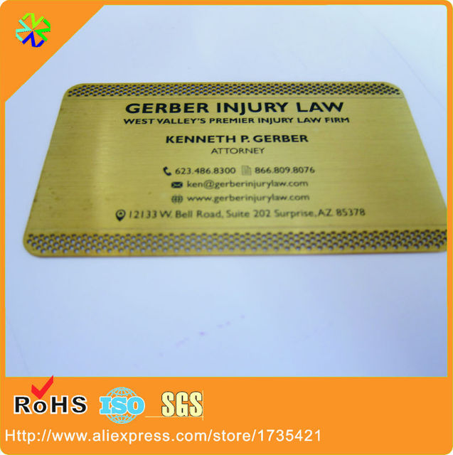 100pcslotsmall holes cut out black words etched gold metal 100pcslotsmall holes cut out black words etched gold metal business card reheart Image collections