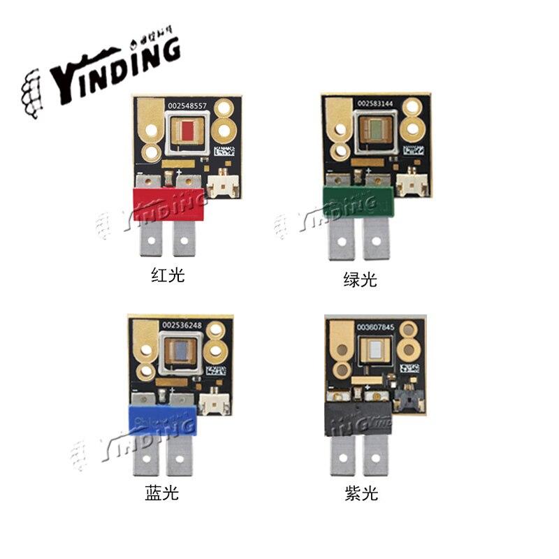 1 pièces Luminus CBT120 CBT-120-UV rouge vert bleu violet 90W haute puissance LED émetteur puce Blub lampe lumière