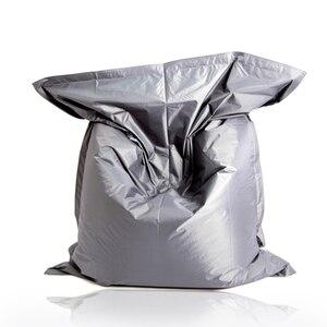 Image 4 - عالية الجودة أريكة بنمط حقيبة الفول غطاء 140x180 كراسي مقاوم للماء مقعد أثاث غرفة المعيشة سرير كسول تاتامي (لا يتم تضمين ملء)
