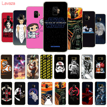 Lavaza Star Wars Dark Sun Hard Phone Cover for Samsung Galaxy S8 S9 S10 Plus A50 A70 A6 A8 A9 2018 Case