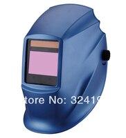 NEW arrival big size 133x114mm Auto darkening welding Helmet Welding masks Solar Face shields