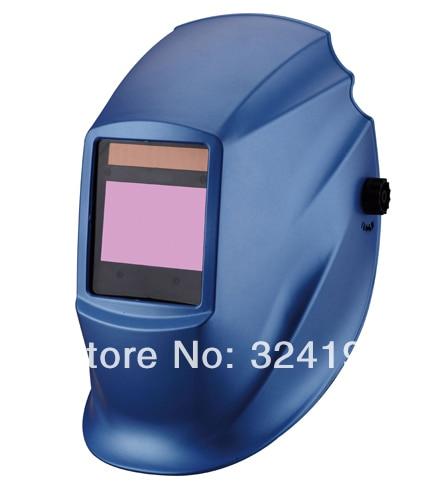 цены NEW arrival big  size 133x114mm Auto darkening welding  Helmet Welding masks Solar Face shields