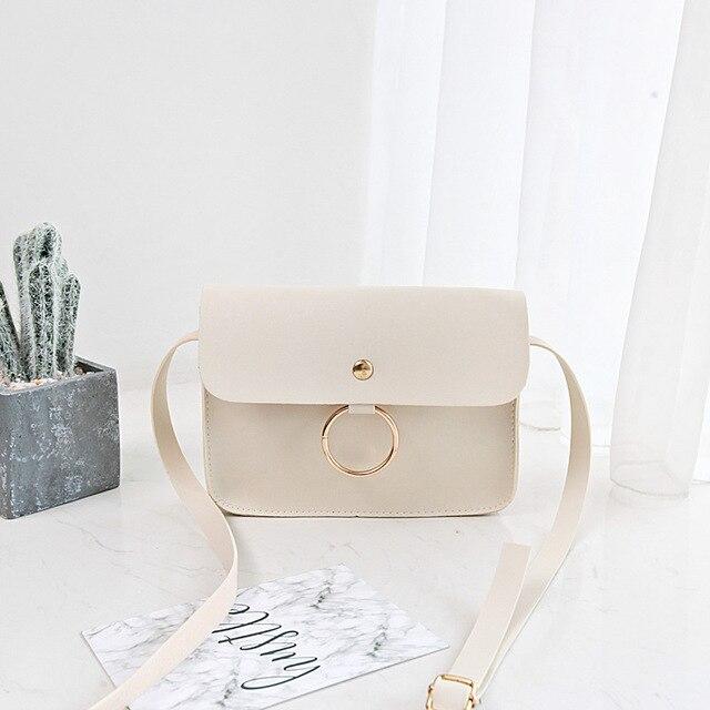 493bd4f7d785 2018 New Fashion Women Messenger Bags Cheap Ladies Shoulder Bags Small  Wallet Girl s Ring Crossbody Bag